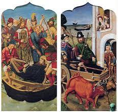 traslado de los restos del apóstol Santiago