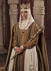 Isabel de Castilla (en la serie televisiva)